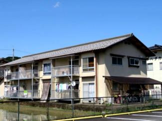 【外観】第2タカ荘