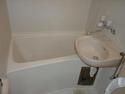 【浴室】コーポラスみのる