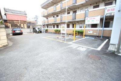 【駐車場】東大手カレッジハイツ