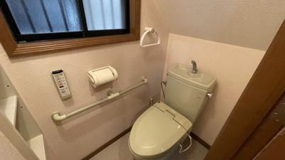 各階にトイレ付き