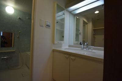 【独立洗面台】麻布十番商店街沿い 分譲賃貸マンション ウィン麻布十番ハラビル