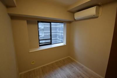 エアコン 照明完備のお部屋です
