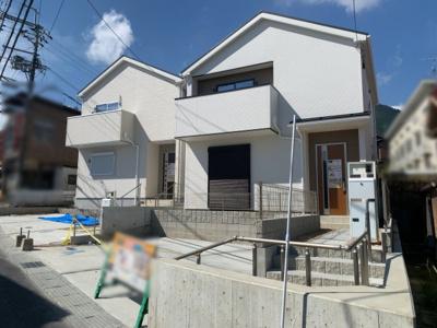 【外観】大津市穴太1丁目8 新築分譲