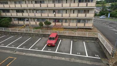 【駐車場】ユートピア荒尾