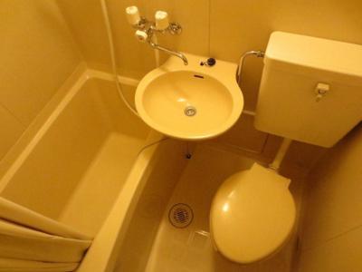 【浴室】クローバーメゾン