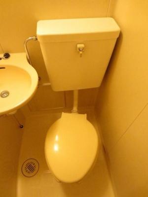 【トイレ】クローバーメゾン