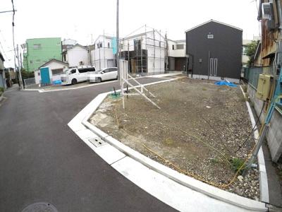 【外観】堺市堺区錦綾町 土地 新築