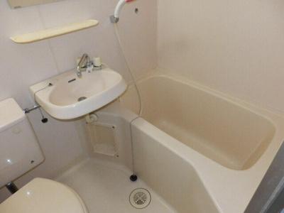 【浴室】アリスコーポ町田