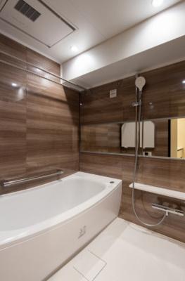 【浴室】ドルミ御苑