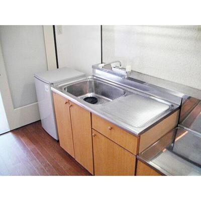 【キッチン】サンブライト城西