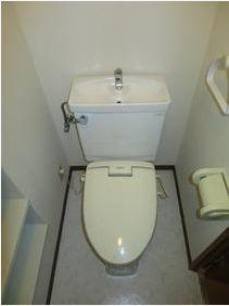 【トイレ】プリヴェ根岸