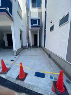 駐車場スペースは1台駐車可能です。