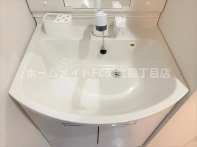 【独立洗面台】HGTコート今福