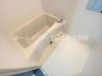 【浴室】HGTコート今福