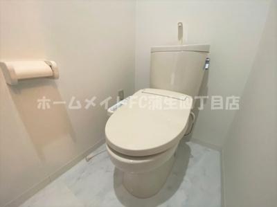 【トイレ】HGTコート今福