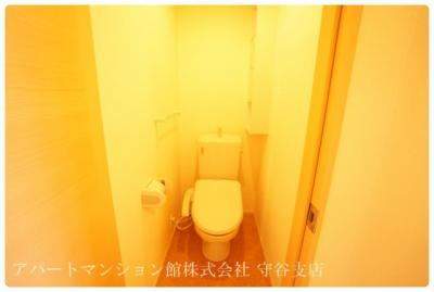 【トイレ】グラン ソレイユB