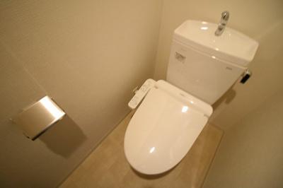 【トイレ】エグゼ上町台