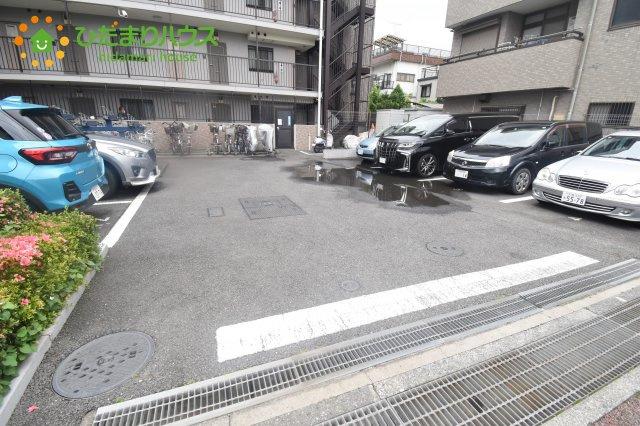【駐車場】ライオンズマンション大宮本郷町