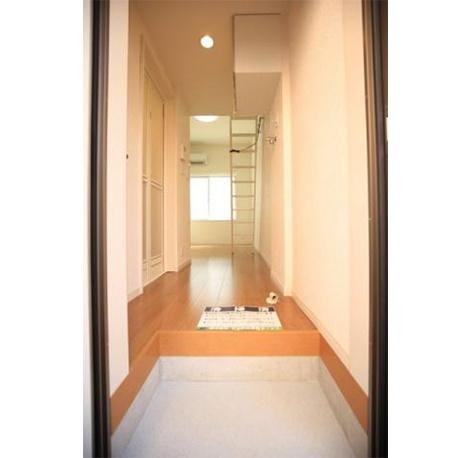 【玄関】ファーストハウス新中野