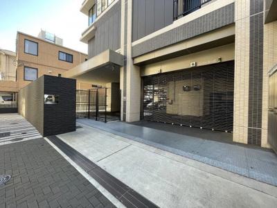 【駐車場】エルグレースタワー大阪同心