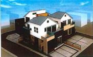 中野区上鷺宮1丁目 新築一戸建 西武池袋線 富士見台の画像