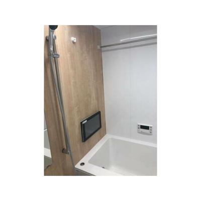 【浴室】リヴシティ恵比寿(リヴシティエビス)