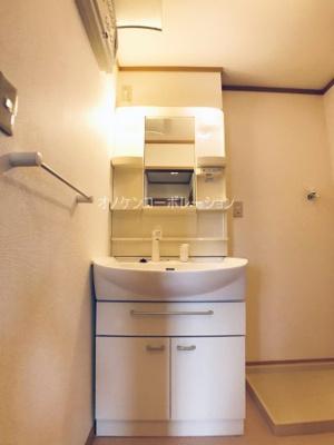 【独立洗面台】カモミールⅢB