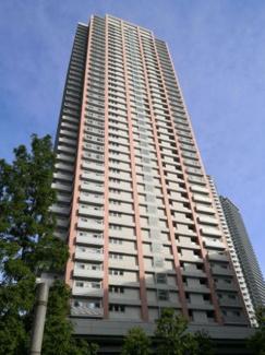 42階建て40階部分 南西・北西角部屋