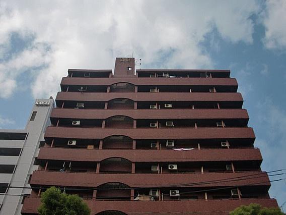 【外観】ライオンズマンション神戸元町