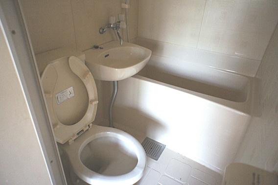 【浴室】ライオンズマンション神戸元町