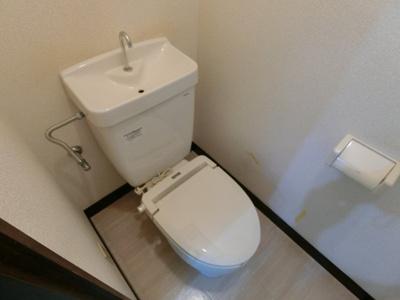 【トイレ】ハイツグリーンロード