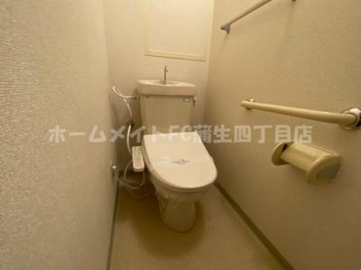 【トイレ】グレース城東