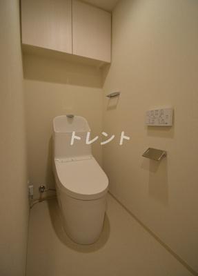 【トイレ】ドゥーエ早稲田