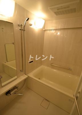 【浴室】ドゥーエ早稲田