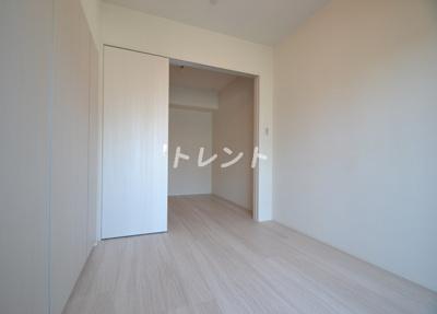 【寝室】ドゥーエ早稲田