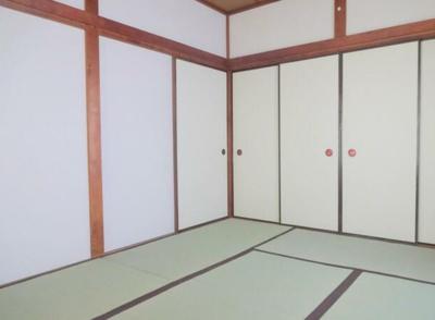 【寝室】上飯田貸家