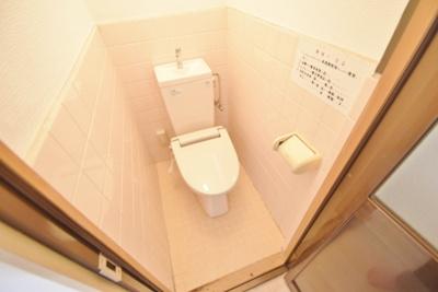 【トイレ】ハイム上野Ⅱ