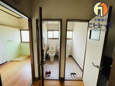 【トイレ】川口馬場戸建
