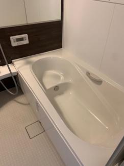 1坪バスで一日の疲れを癒して、寛げる場所としてのお風呂は大事ですよね!