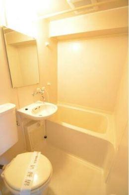 【浴室】パインセンターハイツ向島