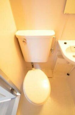 【トイレ】パインセンターハイツ向島