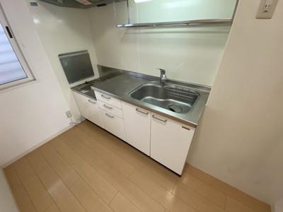 【キッチン】グランフォレⅡ