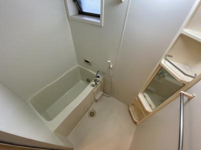 【浴室】グランフォレⅡ