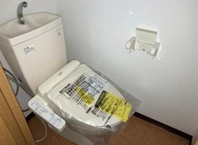 【トイレ】枚方グランドマンション