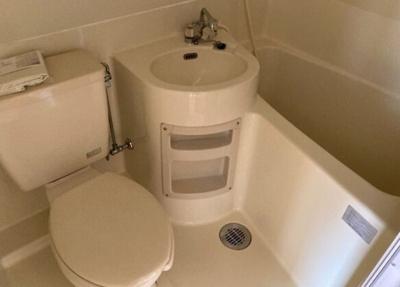 【浴室】モンシャンブル
