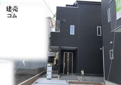 尼崎市塚口本町4丁目 新築一戸建て 2021/5/7現地撮影