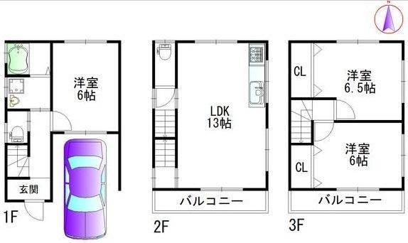 建物プラン図