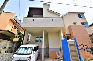中田駅 徒歩14分!! 4LDK・床暖房・勾配天井・ロフト付きの新築分譲住宅です!!