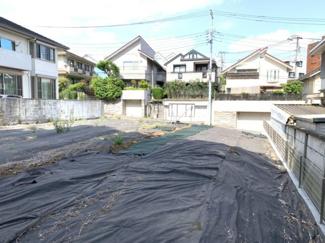 【外観】世田谷区瀬田4丁目 建築条件なし土地