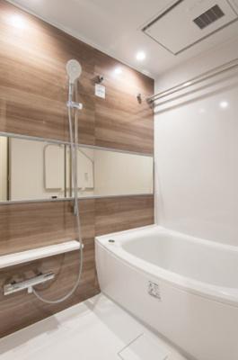 【浴室】目黒が丘マンション